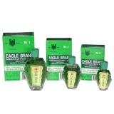 Eagle Brand Oil vials in 3 different sizes