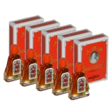 5x Siang Pure Oil - Formula I (red) - 7 ml