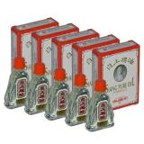 5x Siang Pure Oil - Formula II (white) - 7 ml