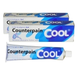 2x Counterpain Cool - Cold Analgesic Gel - 120 g - by Taisho