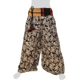 Hmong Summerpants - Long Pants Naga - Wild Flowers