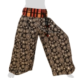 Hmong Summerpants - Long Pants Naga - Space Balls