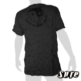16.59 € size XL wrinkle-fabric T-shirt 100% cotton. Yin & Yang are the two halves that complete wholeness together...