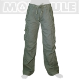 "38.- € ""Lady Traveller""  Modern, practical and comfortable trousers, made of 100% tough cotton with 6 pockets ..."