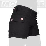 25.- € - Molecule Hotpants 100% Baumwolle kurze Sommerhose - hochwertige Verarbeitung - Original Molecule Clothing Thailand.