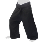 Thai Fisherman Pants - Light & Easy (black)