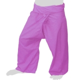 Thai Fisherman Pants - Light & Easy (lilac violet)
