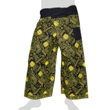 Thai Fisherman Wrap-Pants - Circuits