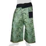 Thai Fisherman Wrap-Pants - Jungle