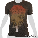Pure Concept T-Shirt - Tree of Life (anthracite)