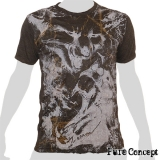 Pure Concept T-Shirt - Wild Fighter (anthrazit)