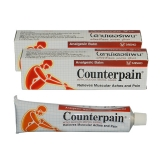 2x Counterpain (red) Analgesic Balm - 120 g - by Taisho
