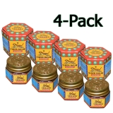 Tiger Balm - Red - 4x 19,4 g - Special Offer