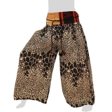 Hmong Summerpants - Long Pants Naga - Boulders