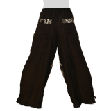 Smart Rayon Crease Pants - Long Pants Tweets - Motion-Sound