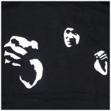 14,99 € Kung-Fu Legende Jackie Chan - 2 Fäuste - Motiv-Druck von guter Qualität auf T-Shirt 100% Baumwolle made in Thailand by Rocky