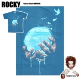 Rocky T-Shirt - Earth in Hands