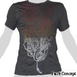 Pure Concept T-Shirt - Magic Smoky Revolver (anthracite)
