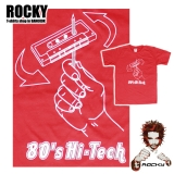 Rocky T-Shirt - 80`s High-Tech