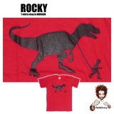 Rocky T-Shirt - Dinosaur on the Leach