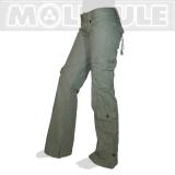 """38.- € """"Action / Vogue""""  Molecule lange Damen Cargo Hose - cool und modern, 100% Baumwolle"""