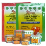 Tiger Balm - 5x Cooling Plaster - Special Offer