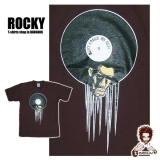 Rocky Shirt - Vinyl Affro - don`t break my Beat