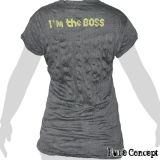 Pure Concept Lady Shirt - I`m the Boss