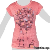 Pure Concept Lady Shirt - IT-Balloon Girl