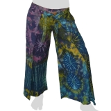 New Hippie Clothing - Half-Wrap Winged Pants - Model 2