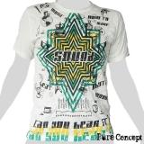 Pure Concept T-Shirt - Sound (white)