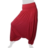 Sabaai Fabric - Aladdin Pants - red