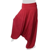 Sabaai Fabric - Aladdin Pants - red