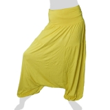 Sabaai Fabric - Aladdin Pants - yellow